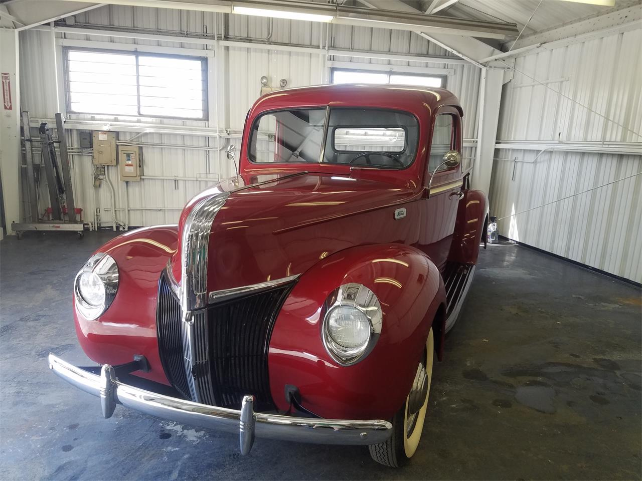 Large Picture of '41 Pickup - PV00