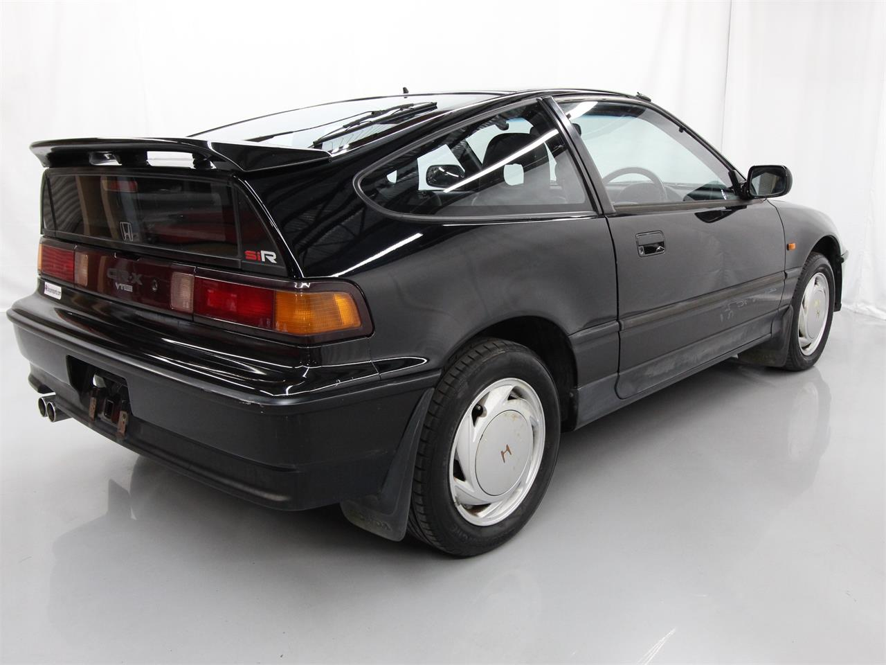 Large Picture of '90 CRX - PV02