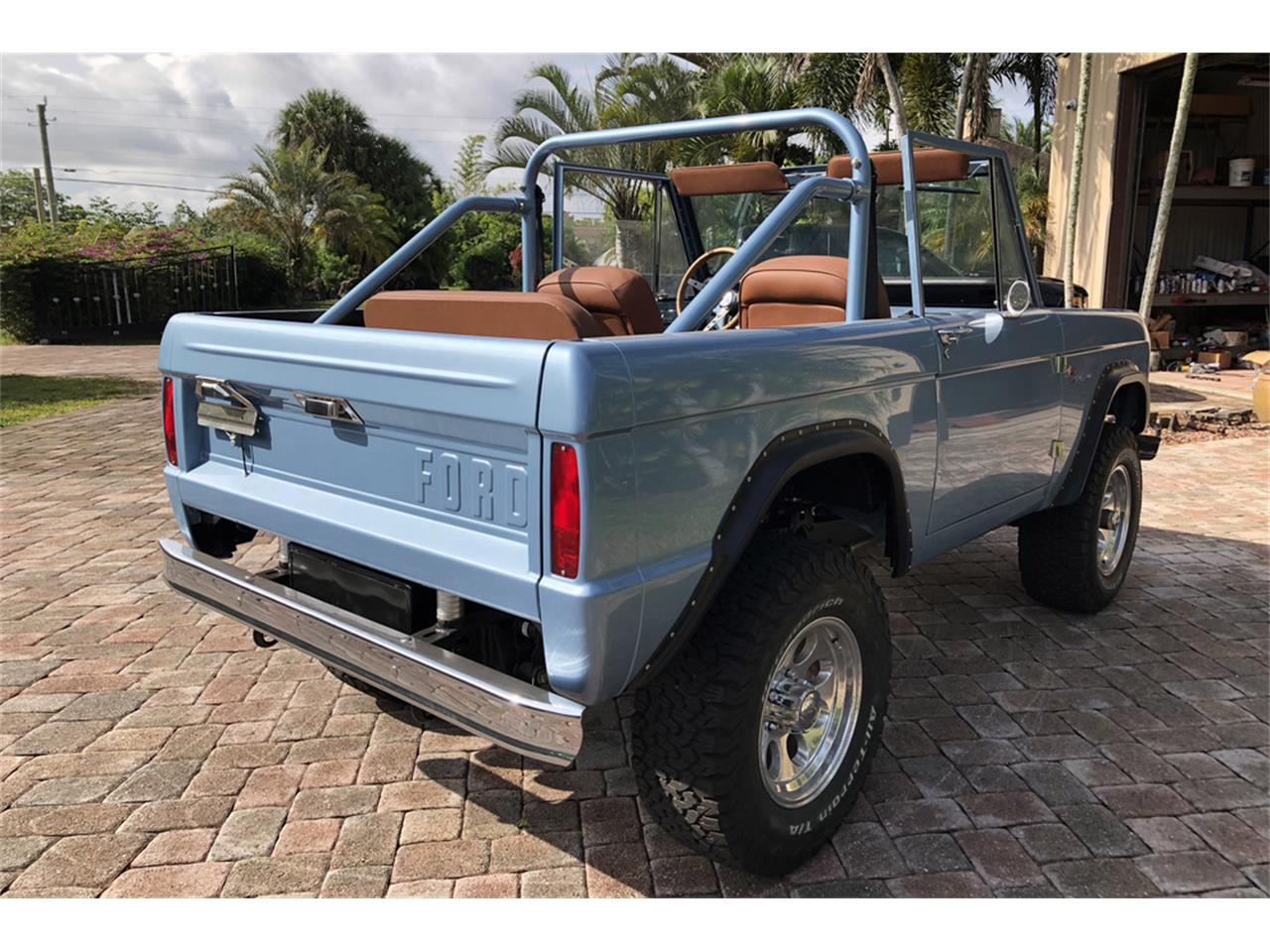 Large Picture of '66 Bronco - PV0F