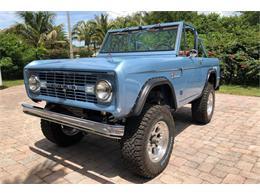 Picture of '66 Bronco - PV0F