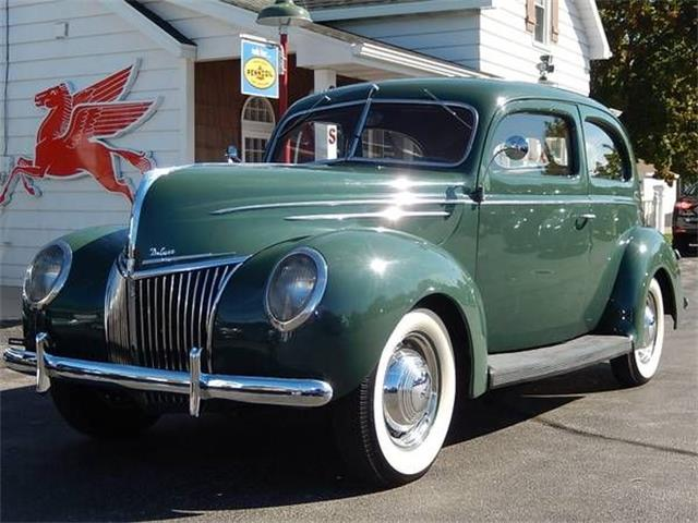 Picture of Classic 1939 Ford Deluxe located in Michigan Offered by  - PQFQ