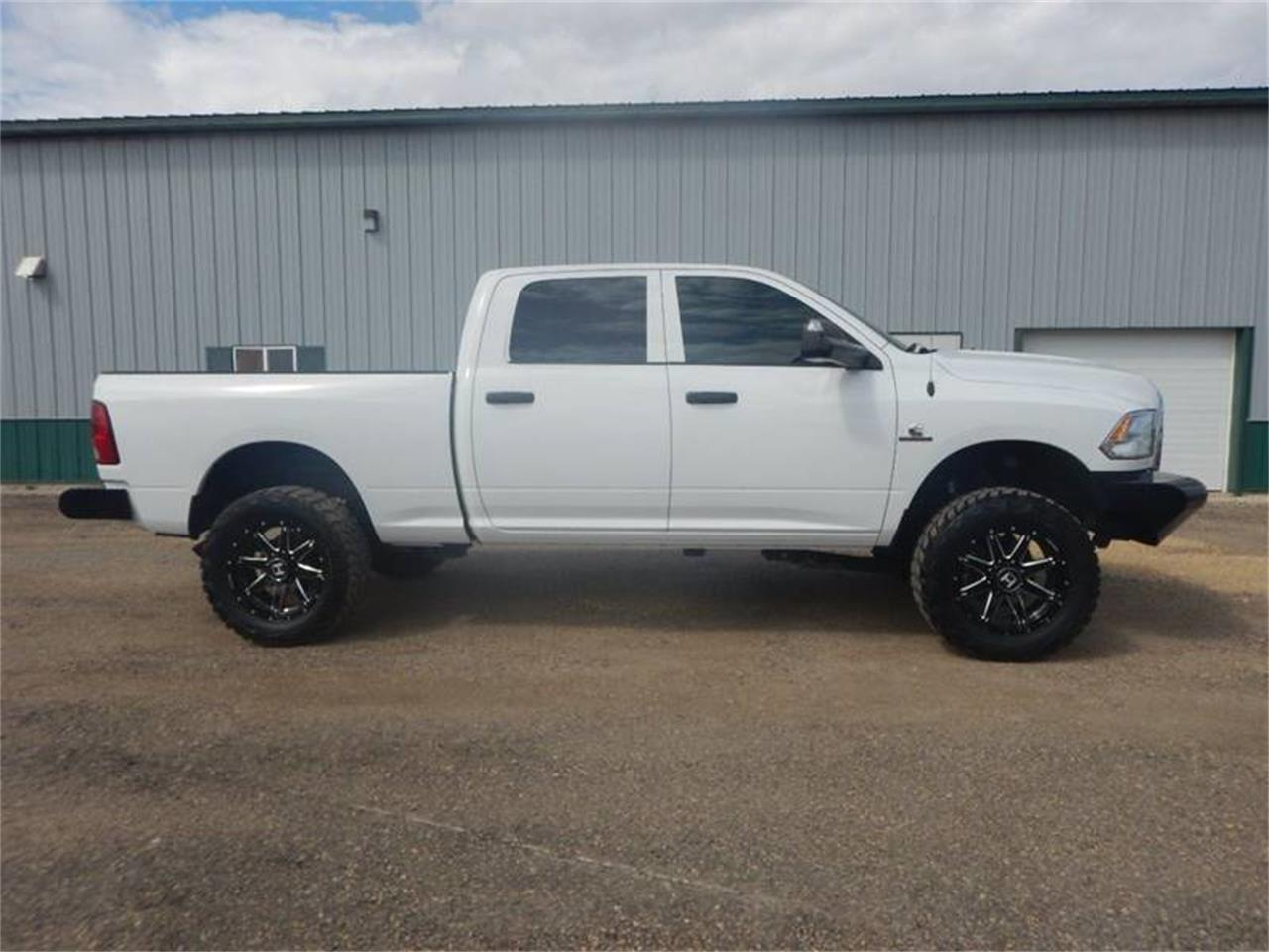 Large Picture of '16 Ram 2500 - PV1C