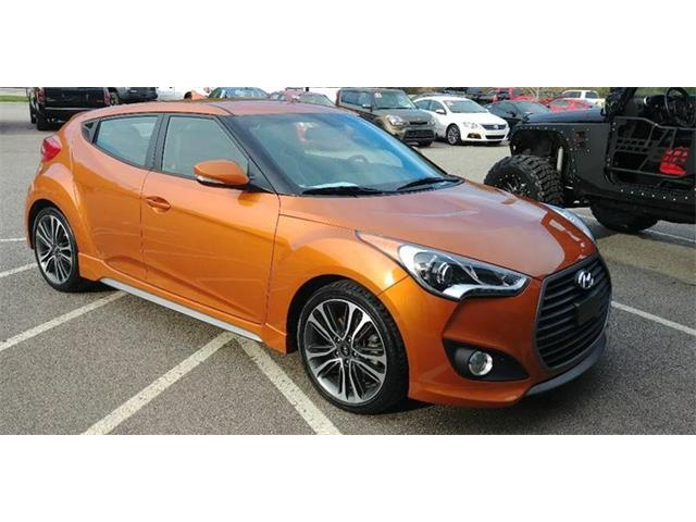 Picture of '16 Veloster located in Olathe Kansas - $15,980.00 Offered by  - PV1K