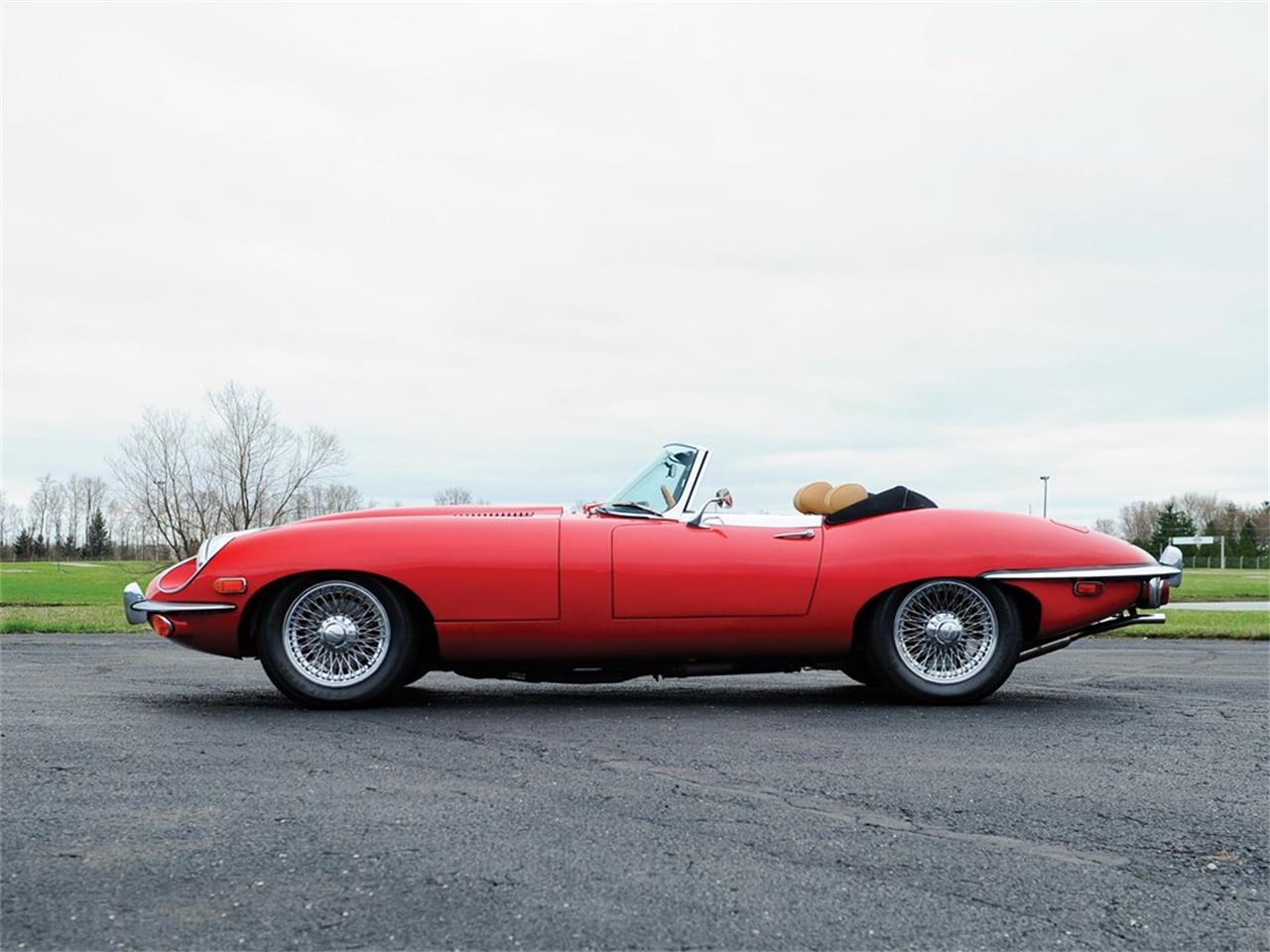 Large Picture of '69 E-Type - PV2K
