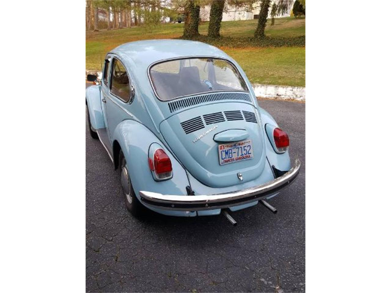 Large Picture of '72 Super Beetle - PV35