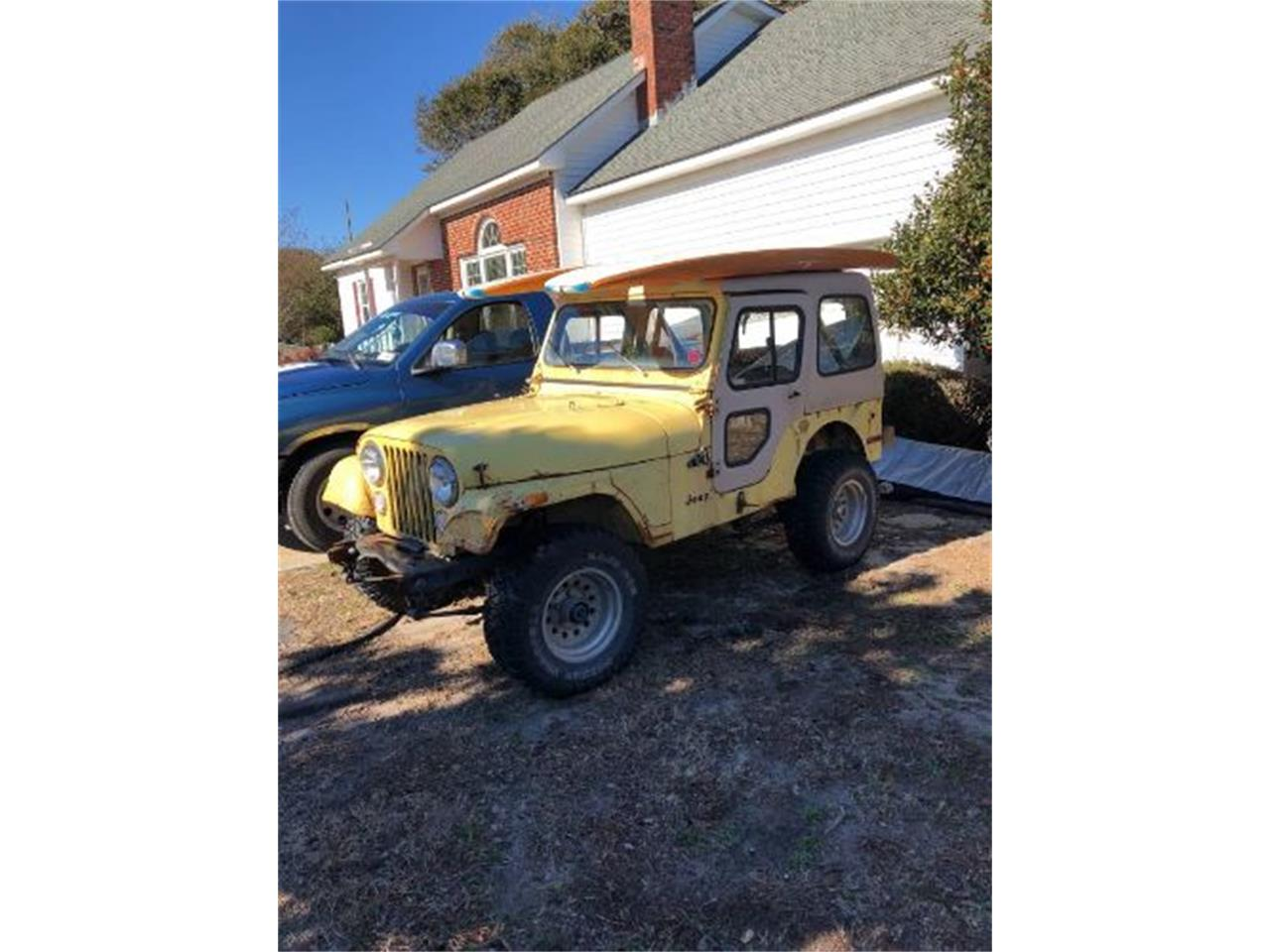 Large Picture of '76 CJ5 - PV3F