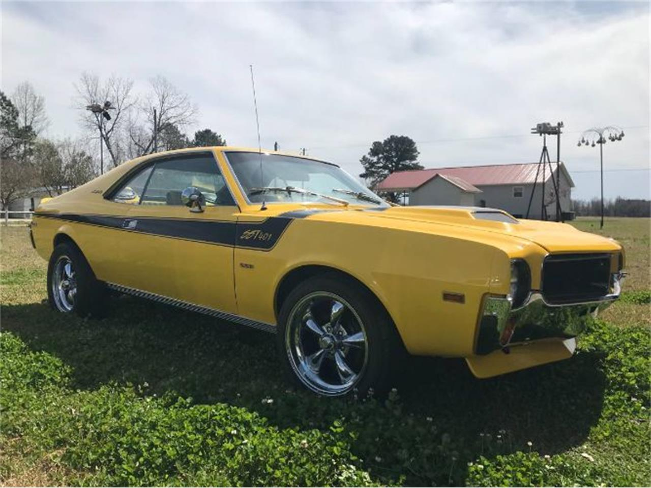 Large Picture of '69 Javelin - PV3J