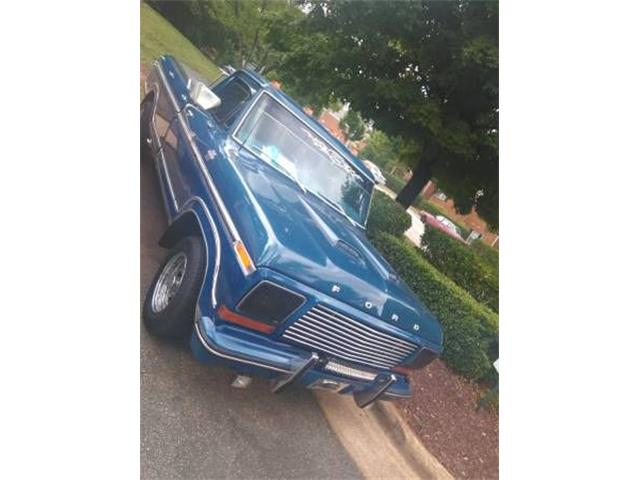 Picture of '78 F150 located in Michigan - $9,495.00 Offered by  - PV3N