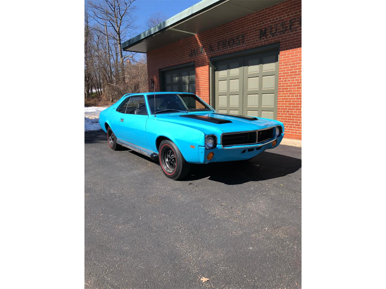 Large Picture of Classic '69 AMC Javelin Offered by Jack Frost Auto Museum - PV48