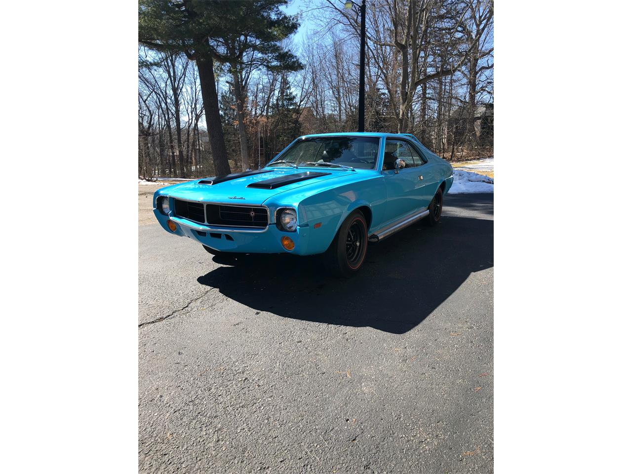 Large Picture of Classic '69 AMC Javelin - PV48