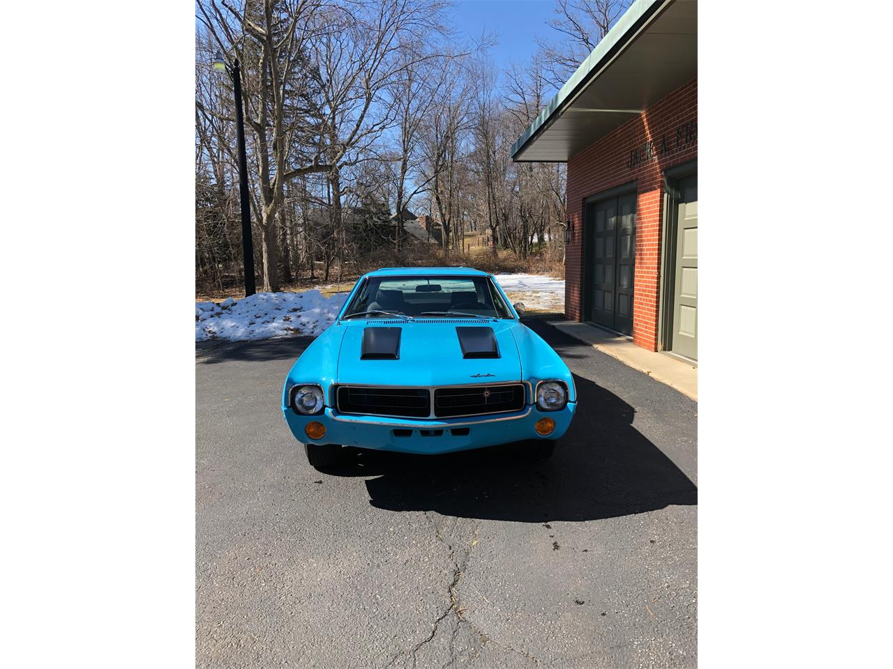 Large Picture of '69 Javelin located in Michigan - PV48
