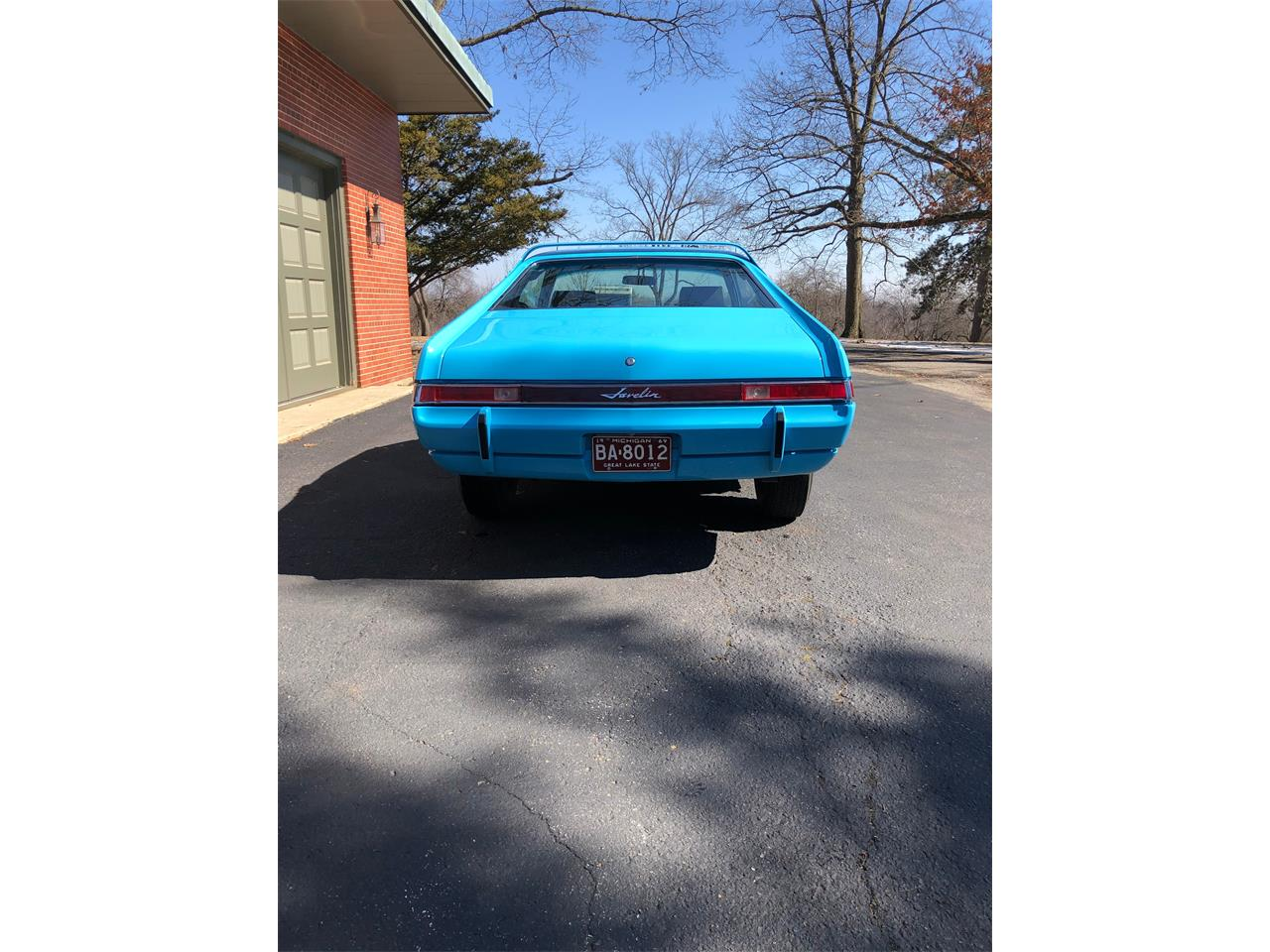 Large Picture of Classic 1969 Javelin located in Washington Michigan - $59,990.00 Offered by Jack Frost Auto Museum - PV48
