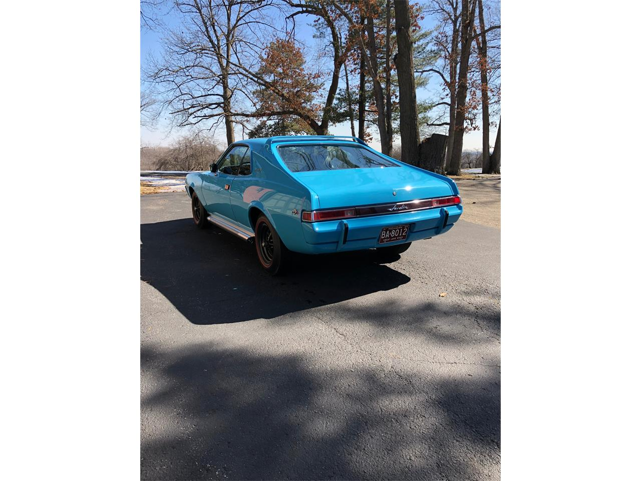 Large Picture of Classic 1969 AMC Javelin - $59,990.00 - PV48