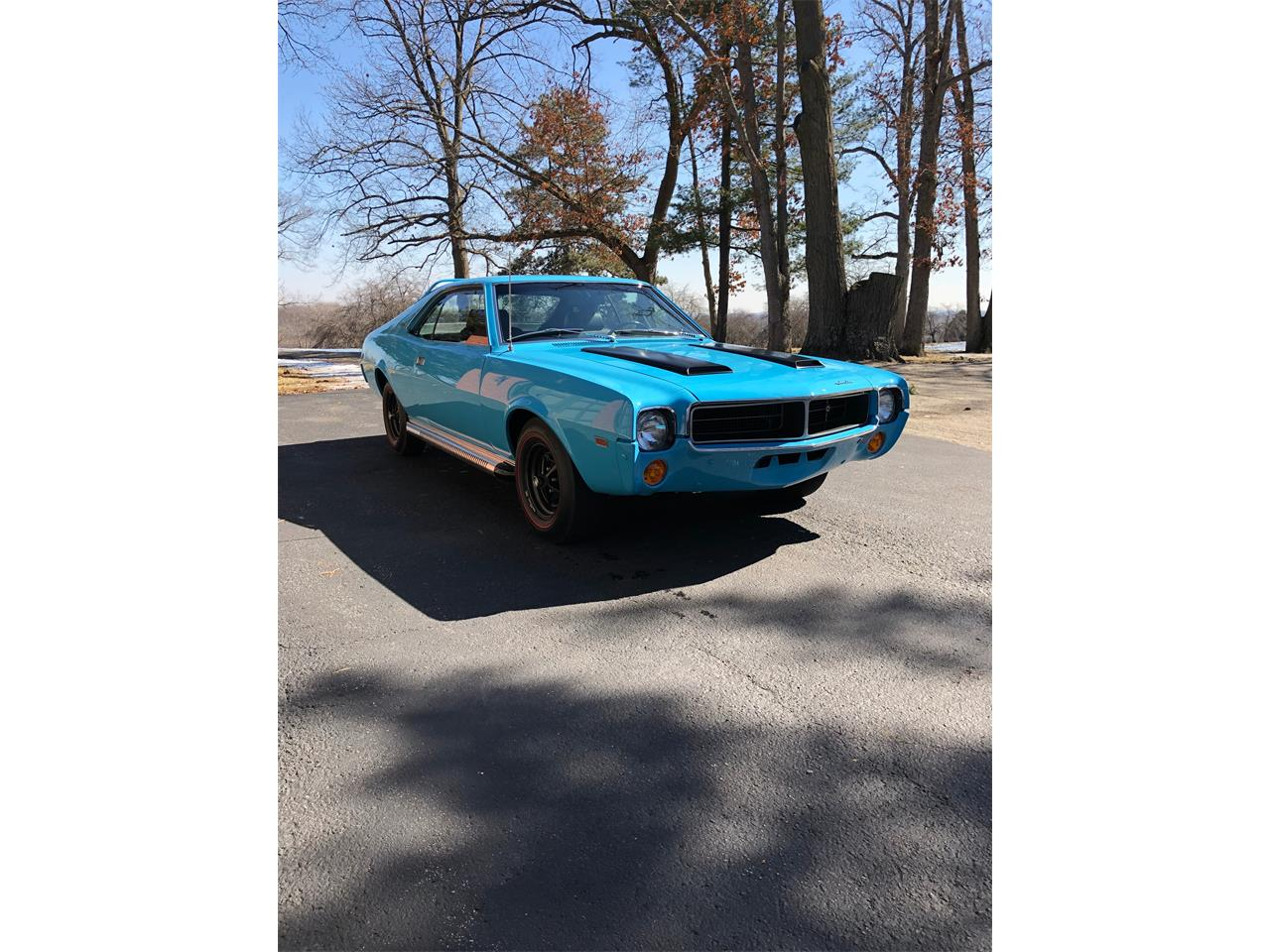 Large Picture of '69 AMC Javelin - $59,990.00 Offered by Jack Frost Auto Museum - PV48