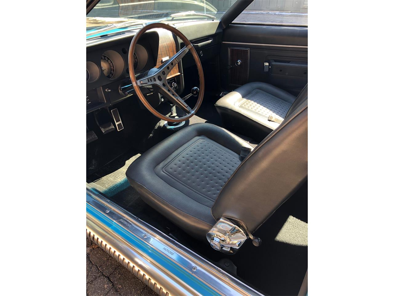 Large Picture of Classic '69 AMC Javelin located in Michigan - PV48