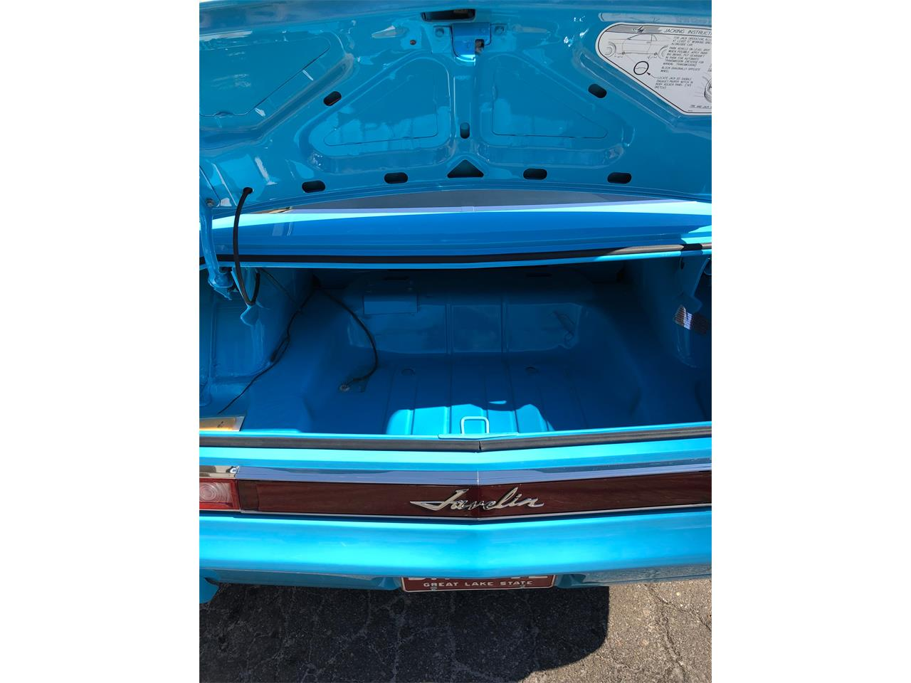 Large Picture of Classic 1969 AMC Javelin - $59,990.00 Offered by Jack Frost Auto Museum - PV48