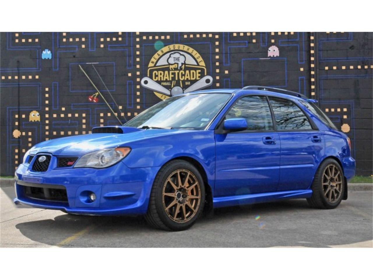 Large Picture of '07 WRX - PV4C