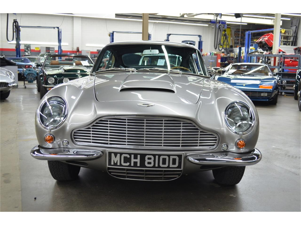 Large Picture of '67 DB6 - PV4E