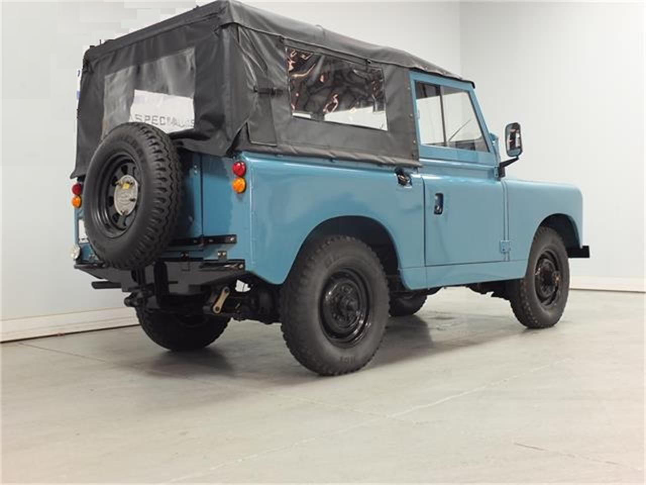 Large Picture of '69 Series IIA - PV4I