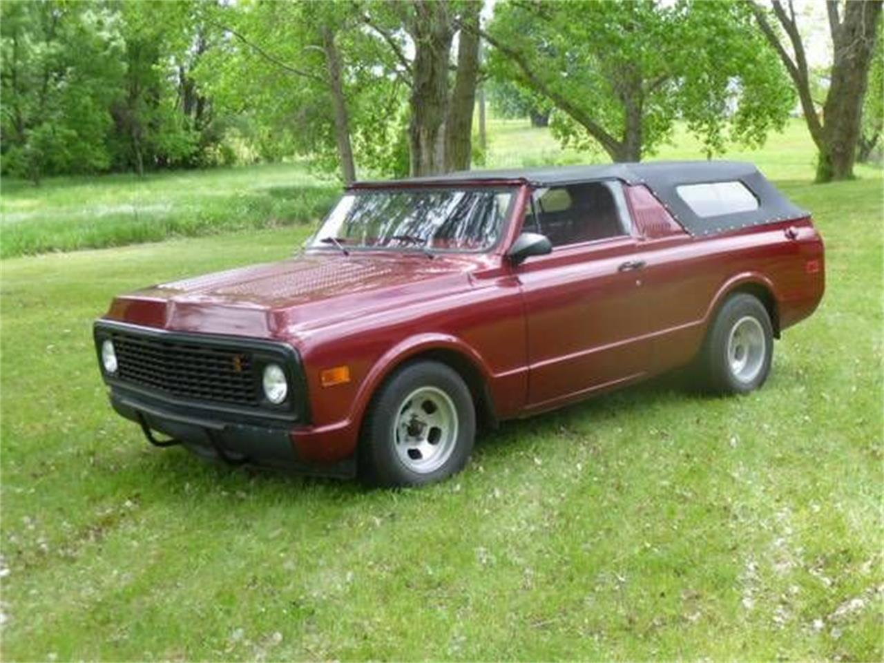 Large Picture of '72 Blazer - $19,495.00 Offered by Classic Car Deals - PQG2