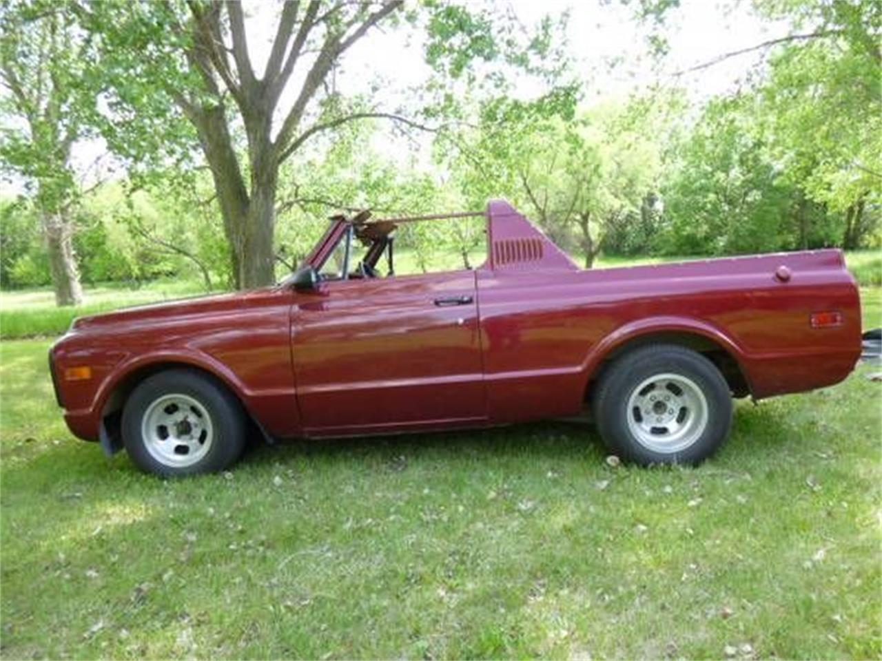 Large Picture of '72 Blazer located in Cadillac Michigan Offered by Classic Car Deals - PQG2
