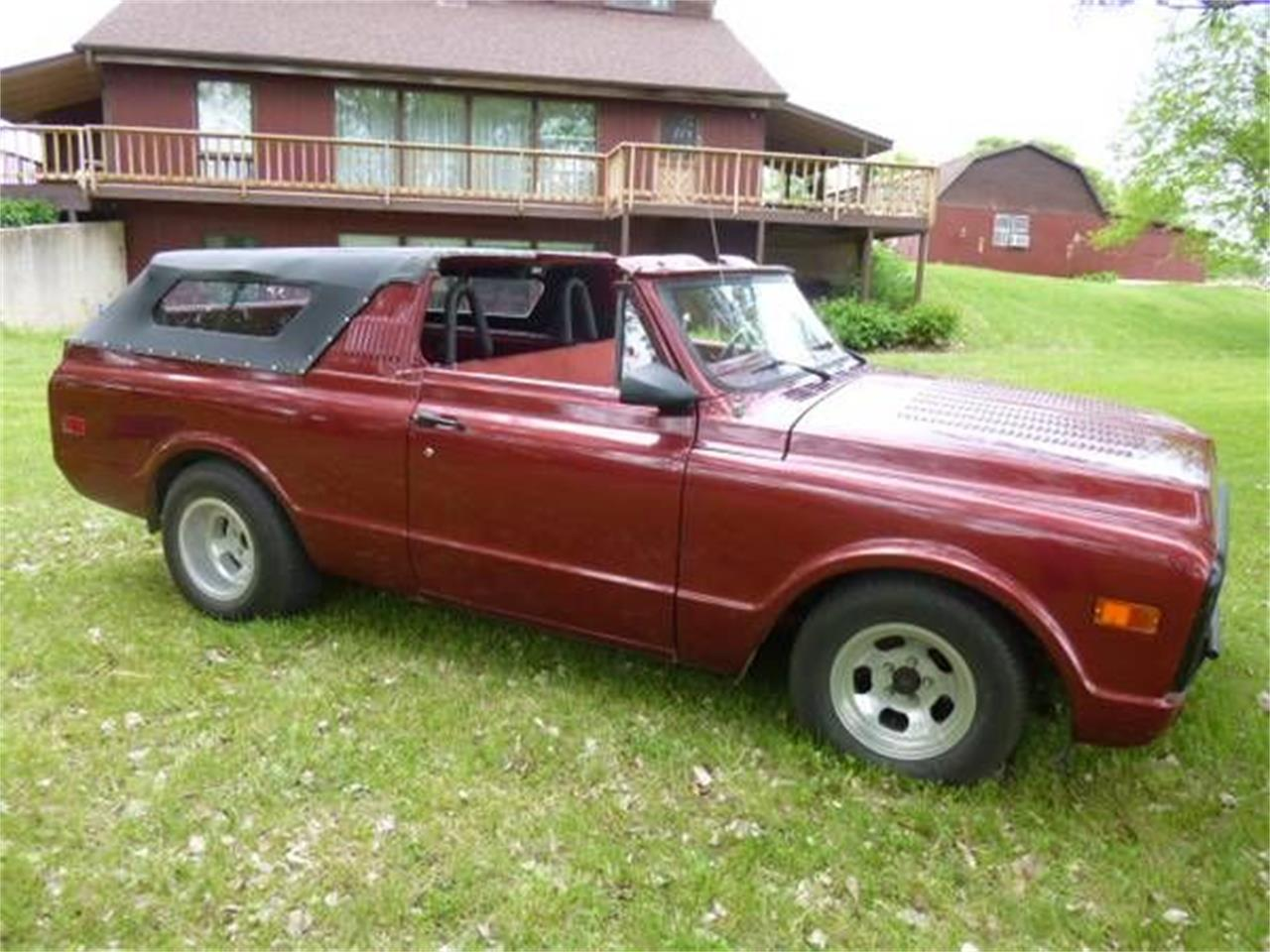 Large Picture of Classic 1972 Chevrolet Blazer - $19,495.00 Offered by Classic Car Deals - PQG2