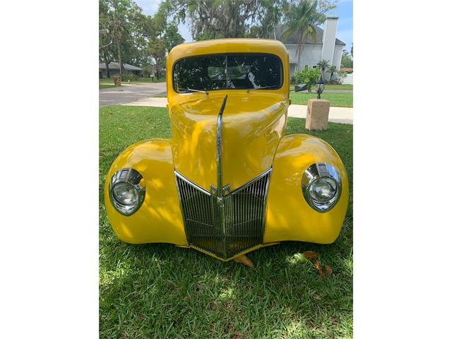Picture of Classic '40 F100 located in Jacksonville  Florida - $40,000.00 - PV52