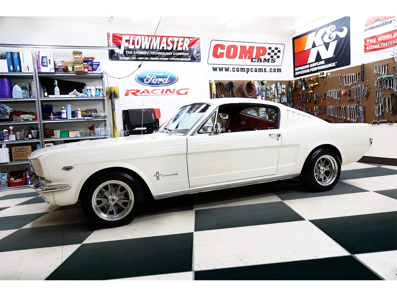 Large Picture of Classic '66 Ford Mustang - $37,900.00 Offered by a Private Seller - PV56