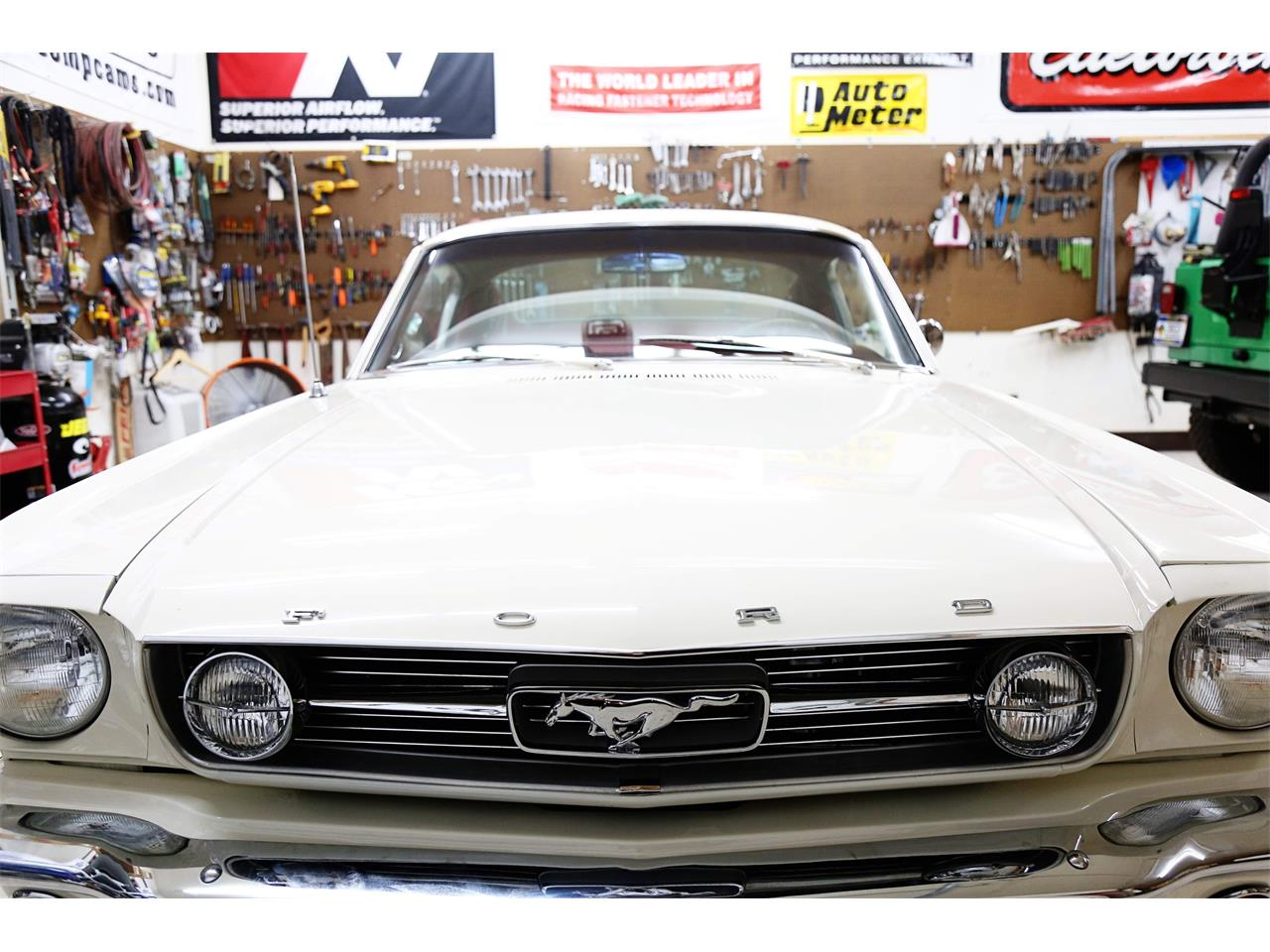 Large Picture of 1966 Mustang - PV56