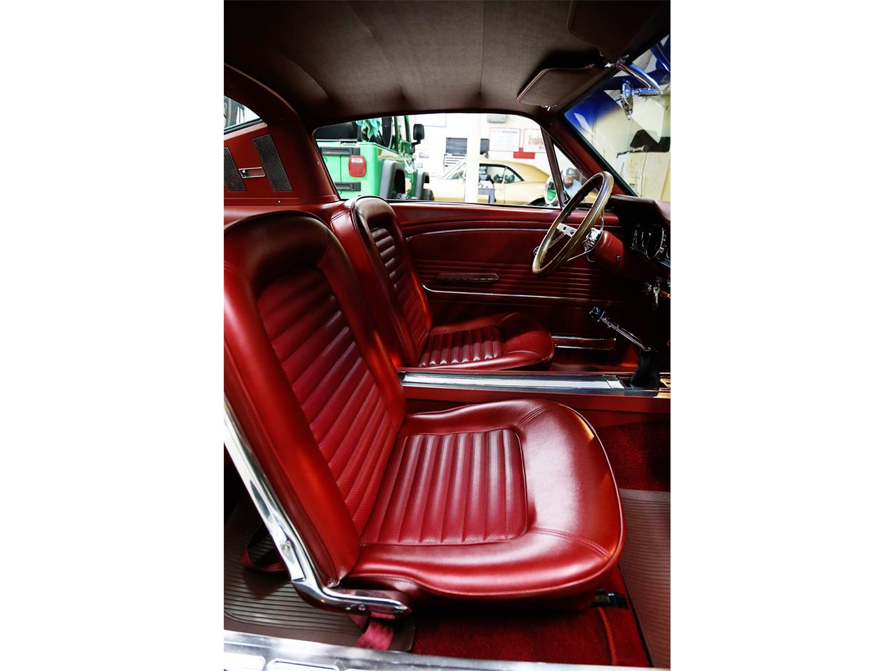 Large Picture of '66 Ford Mustang - $37,900.00 - PV56