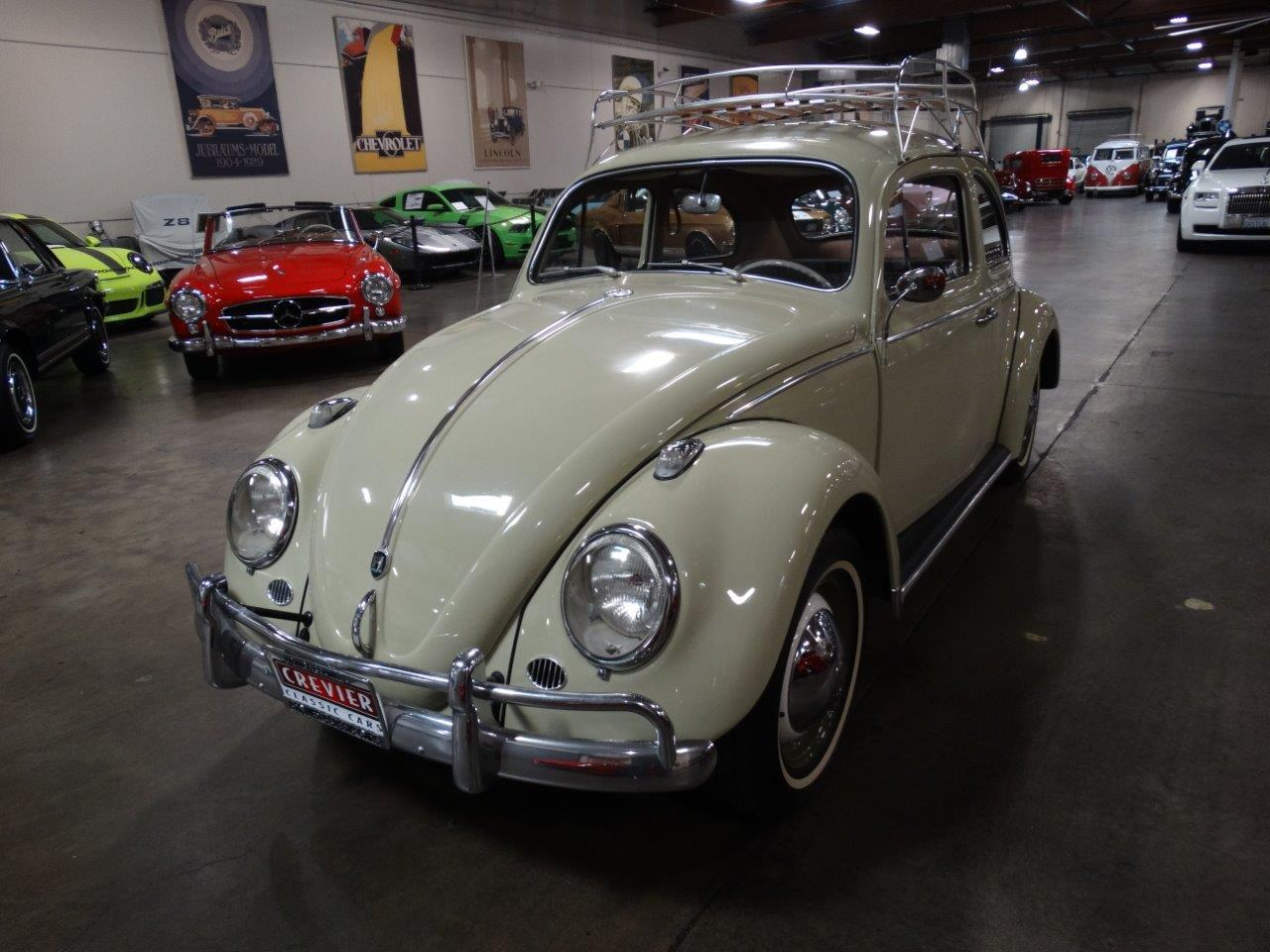 Large Picture of '60 Beetle - PV5P