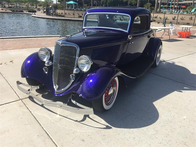 Picture of '34 3-Window Coupe - PV5S