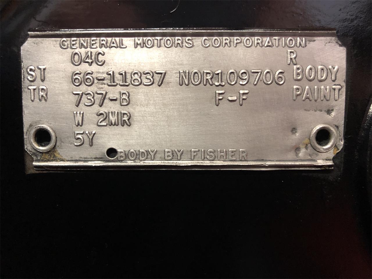 Large Picture of '66 Nova SS - PV5V
