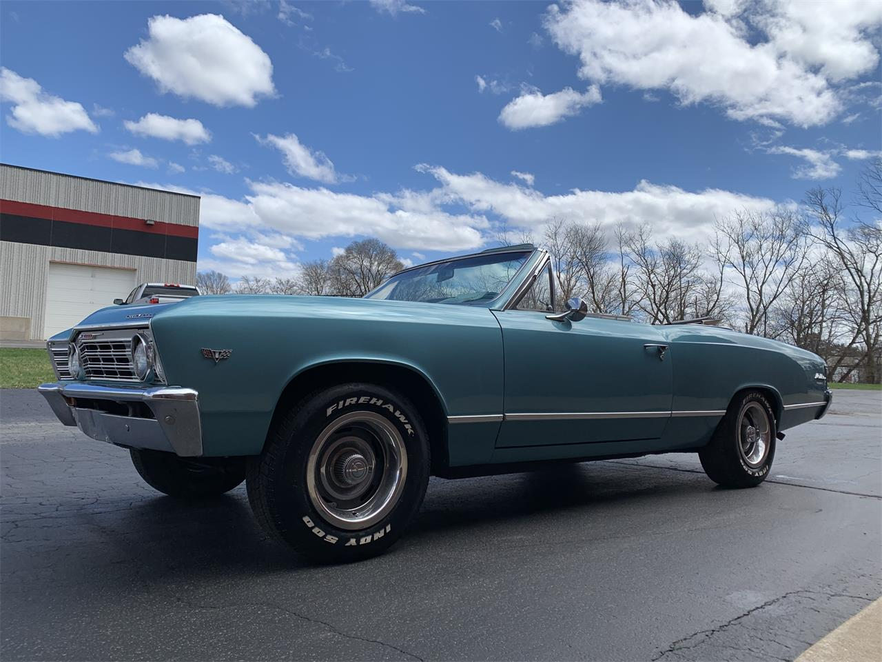 Large Picture of '67 Chevrolet Chevelle located in Geneva  Illinois - PV5X