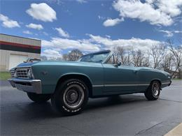Picture of 1967 Chevrolet Chevelle located in Illinois - $32,995.00 - PV5X