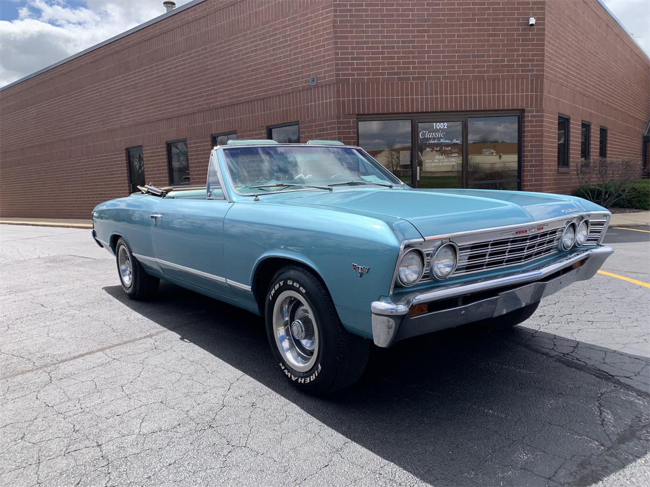 Large Picture of Classic 1967 Chevrolet Chevelle located in Illinois - $32,995.00 Offered by Classic Auto Haus - PV5X