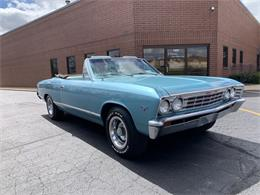 Picture of Classic '67 Chevelle Offered by Classic Auto Haus - PV5X