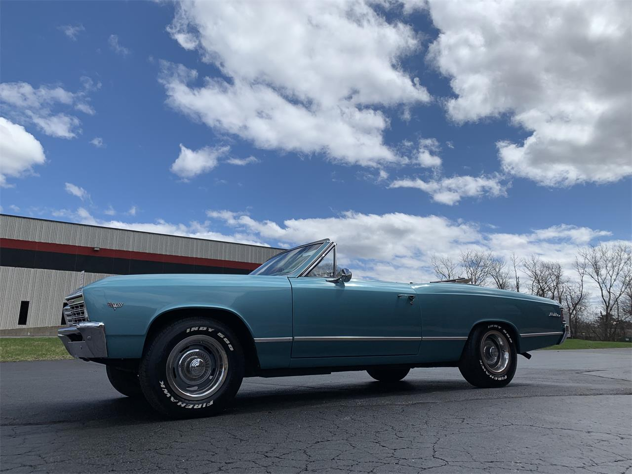 Large Picture of 1967 Chevrolet Chevelle located in Illinois Offered by Classic Auto Haus - PV5X