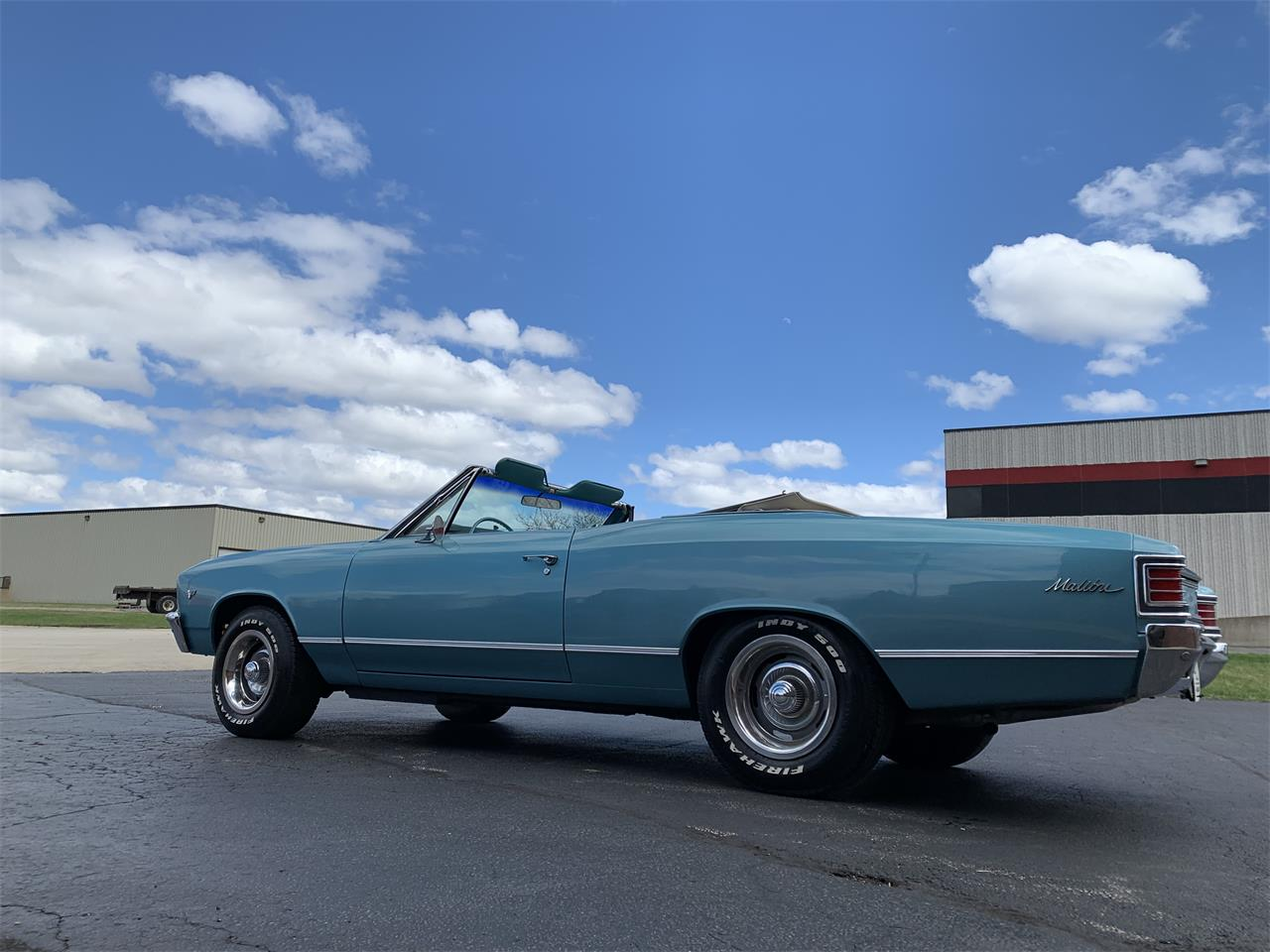 Large Picture of Classic 1967 Chevelle located in Illinois - $32,995.00 - PV5X