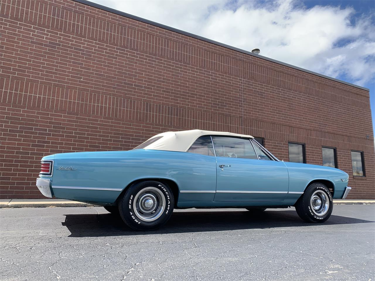 Large Picture of Classic 1967 Chevelle located in Geneva  Illinois Offered by Classic Auto Haus - PV5X