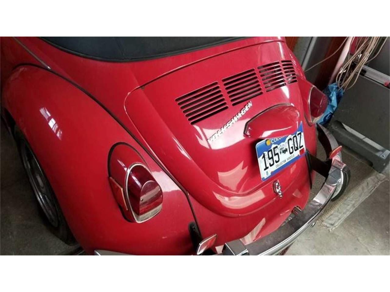 Large Picture of '70 Beetle - PV6L