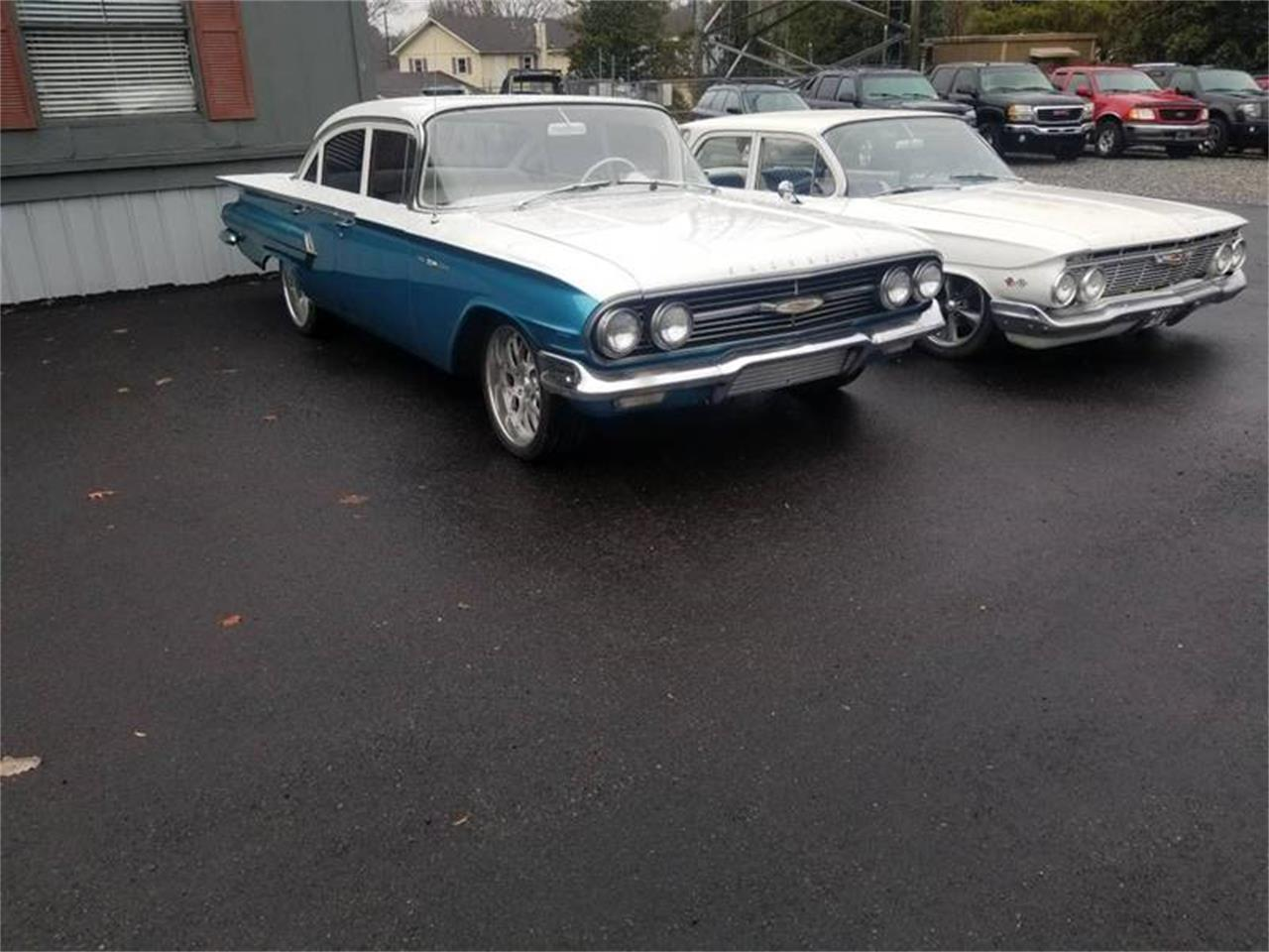 Large Picture of '60 Bel Air - PV6T