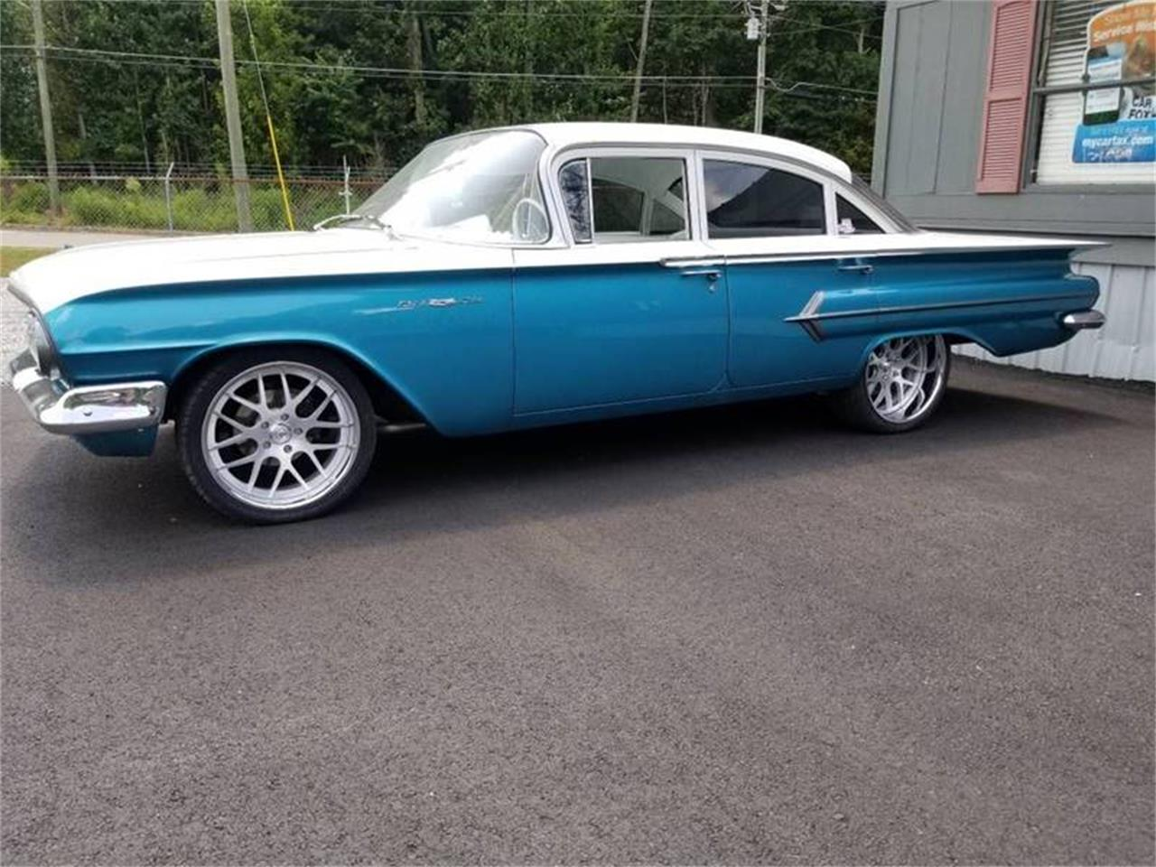 Large Picture of Classic '60 Bel Air located in Long Island New York - $22,000.00 - PV6T