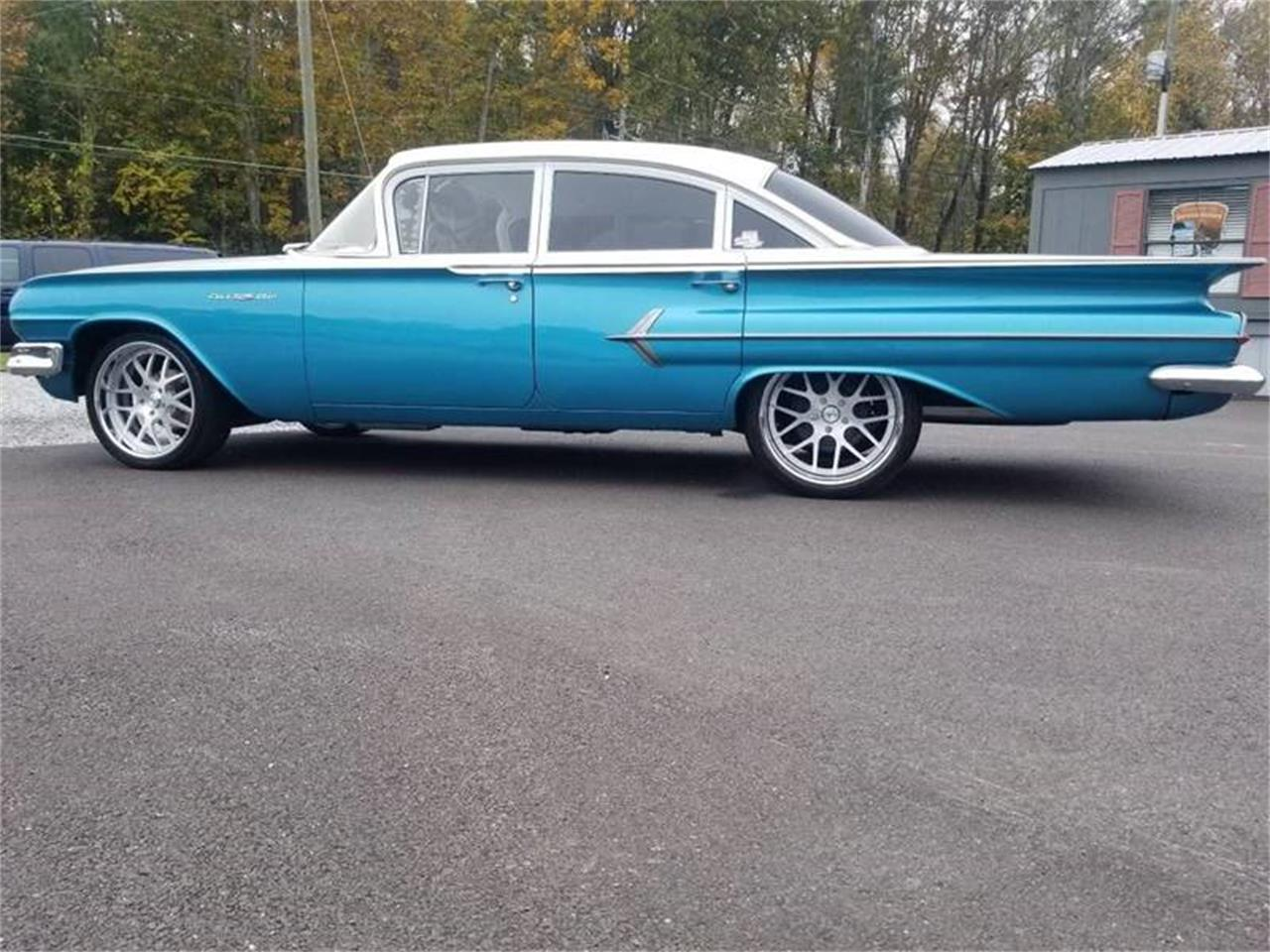 Large Picture of Classic 1960 Chevrolet Bel Air - $22,000.00 - PV6T
