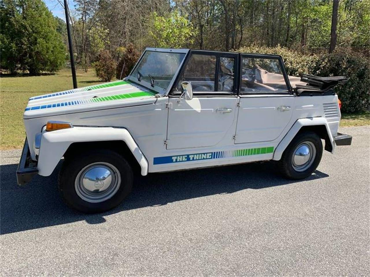 Large Picture of Classic 1973 Volkswagen Thing located in New York - $11,700.00 - PV6V