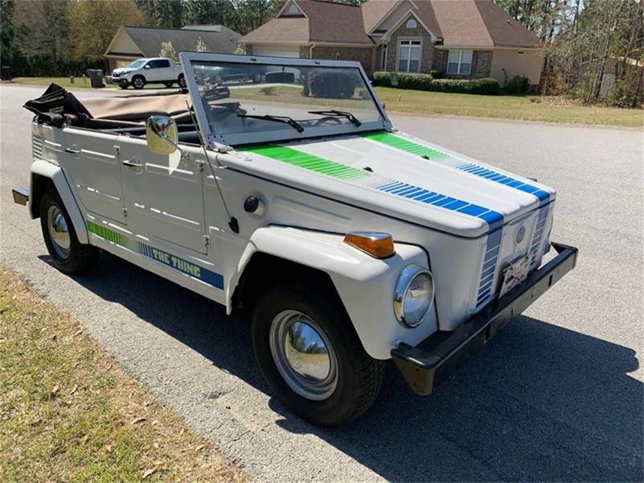 Large Picture of Classic 1973 Volkswagen Thing - $11,700.00 Offered by DP9 Motorsports - PV6V