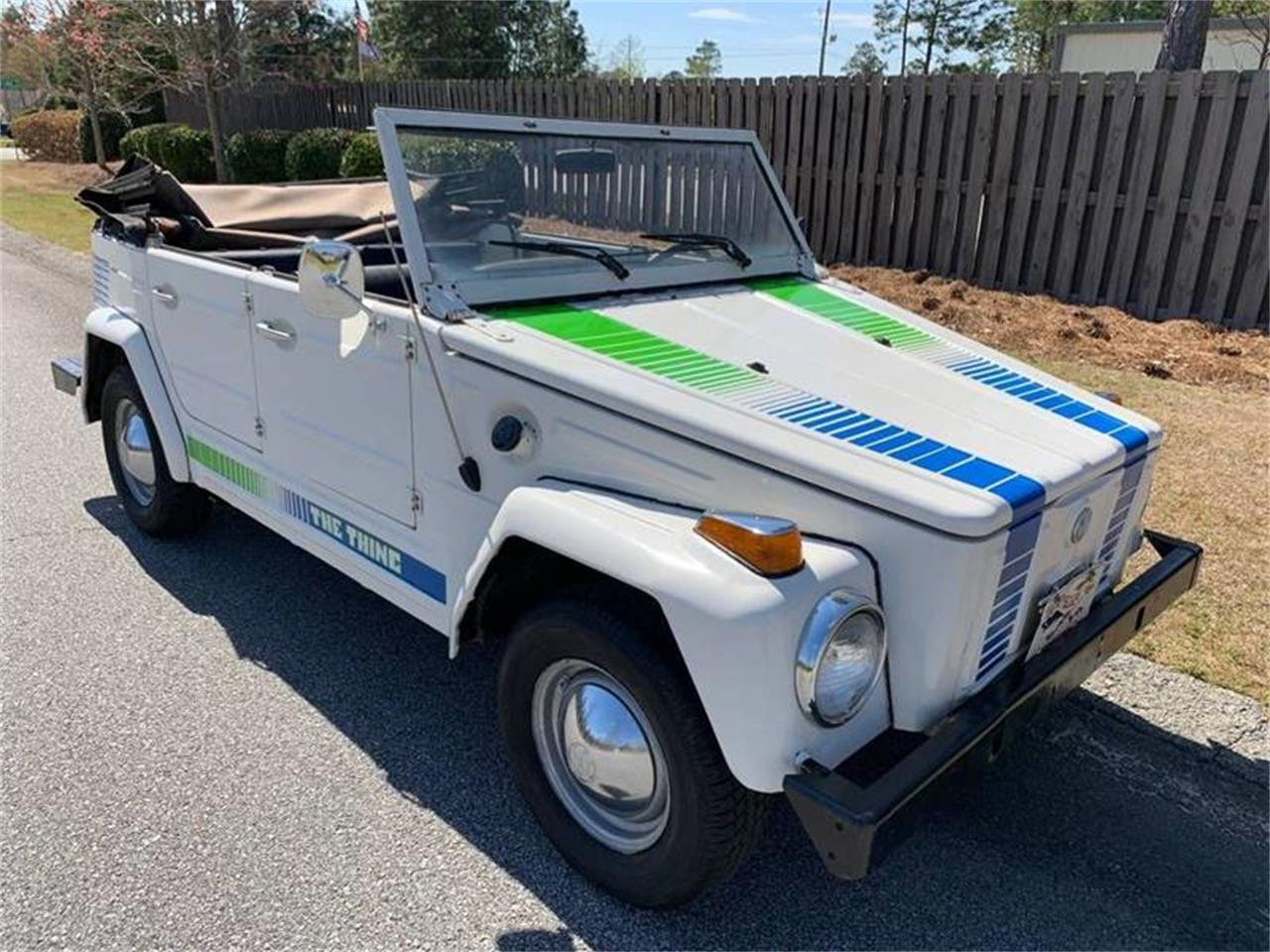 Large Picture of 1973 Volkswagen Thing located in Long Island New York - $11,700.00 - PV6V