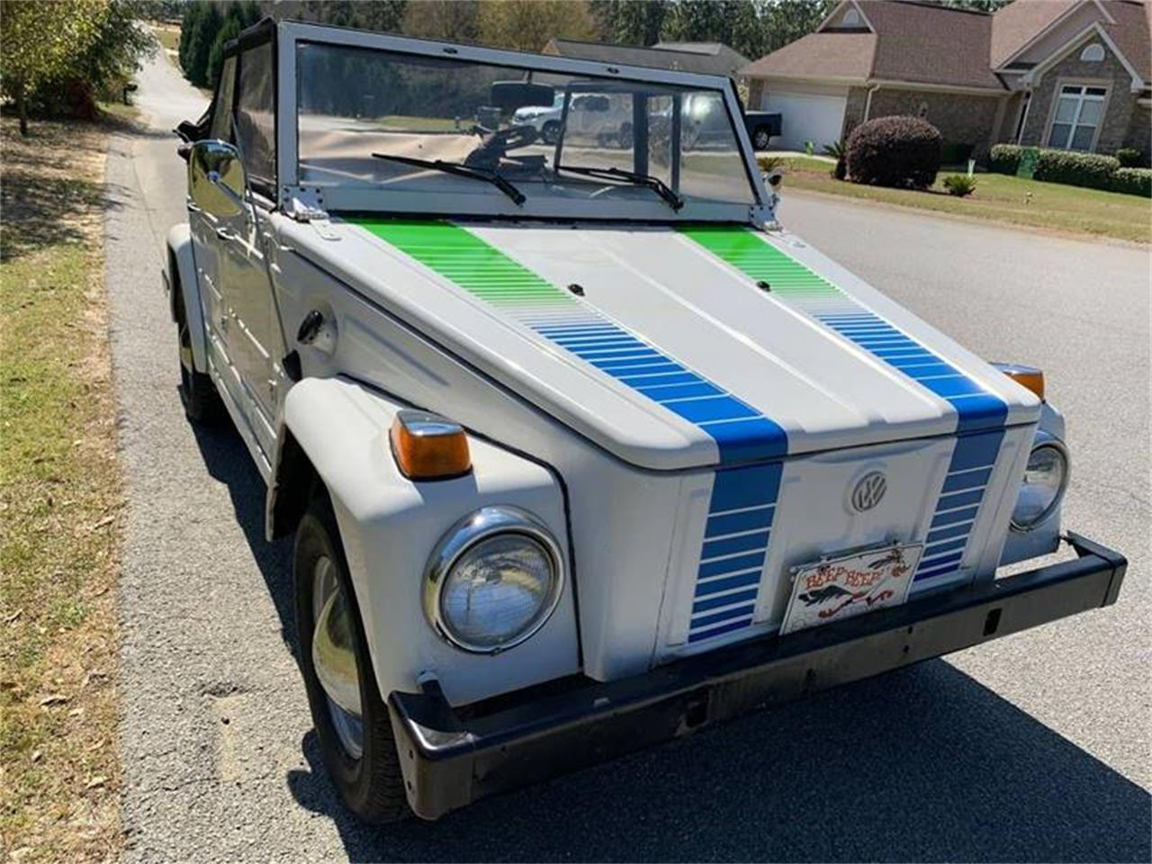 Large Picture of 1973 Volkswagen Thing located in Long Island New York Offered by DP9 Motorsports - PV6V