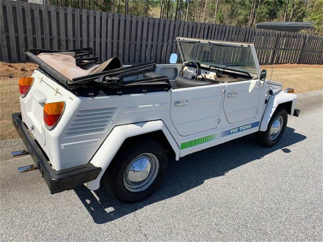 Large Picture of '73 Volkswagen Thing - PV6V