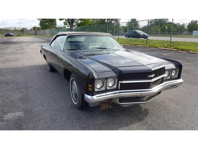 Picture of '72 Impala - PV6Z
